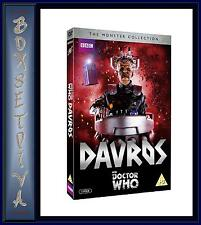 DOCTOR WHO - THE MONSTERS COLLECTION - DAVROS **BRAND NEW DVD **