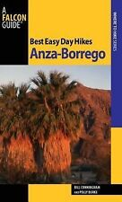 Anza-Borrego Best Easy Day Hikes A Falcon Guide by Bill Cunningham & Polly Burke