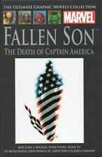 Fallen Son: The Death of Captain America (Marvel Graphic Novel Collection #42)