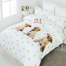 Spot the Dog - Puppy Dogs - Double Bed Quilt Cover Set Great Great Gift Idea!