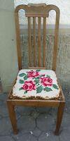 antiker Stuhl Jugendstil