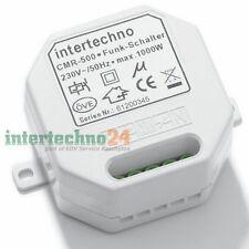 Intertechno Commutateur sans fil déclencheur CMR-500 CMR 500 pour Volets &
