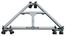 Proaim Lightweight Smooth Swift Dolly kit wheels fr camera track tripod shoot