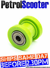 Pitbike 420 428 Dirtbike Green 8mm Chain Roller Guide 110cc 125cc 140cc 150cc