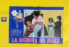 F 306 LA SIGNORA DEL BLUES ( LADY SINGS THE BLUES), 1° EDIZIONE 1973