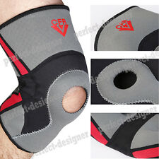 Knee Support Brace Neoprene Knee Proctor Sport Gym Patella Relife Prss M -U62