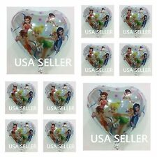 10  X  NEW Fairies Tinkerbell Happy Birthday Foil Balloon Bouquet
