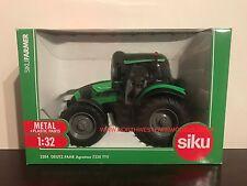 SIKU 1/32 SCALE DEUTZ-FAHR AGROTRON 7230 TTV MODEL TRACTOR