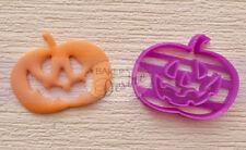 Halloween pumpkin cookie fondant cutter UK Seller