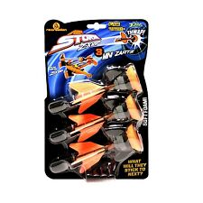 AIR STORM Z-X CROSS BOW 3 PACK SOFT FOAM MINI ZARTZ // AGE 8+