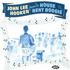John Lee Hooker - House Rent Boogie (CDCHD 799)