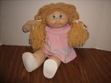 Cabbage Patch Doll 1978-1982 with Dimple & Blue Eyes Clothes & Shoes