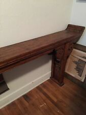 Rare 1800's Huanghualia Chinese Altar Table