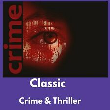 Crime & Thriller  e-Book Collection for Kindle, eReader, Nook, Kobo + FREE BONUS