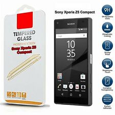 SONY XPERIA Z5 COMPACT (MINI) TEMPERED GLASS SCREEN PROTECTOR FROM GADGET BOXX