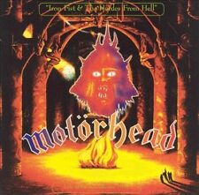 MOTORHEAD Iron Fist and the Hordes from Hell CD