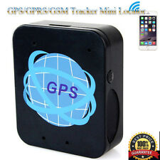 Mini Car Vehicle GPS Tracker Tracking Device Realtime GPS/GPRS/GSM Spy Locator