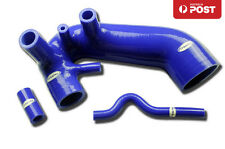 Audi A4 Passat B5 5.5 1.8T Turbo Silicone Induction Intake Inlet Hose Pipe Blue