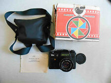 ZENIT 15M SLR Russian camera in BOX with MC HELIOS-44M-6. EXCELLENT!