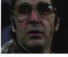 Al Pacino Genuine Hand Signed 10x8 Donnie Brasco In Person Autograph (5145)