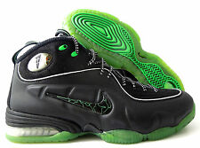 NIKE 1/2 CENT BLACK-GREEN SPARK SZ 11.5 [344646-002]