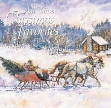 All-Time Christmas Favorites, Vol. 2 by Various Artists (Cassette, Sep-1993) NEW