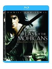 Last of the Mohicans Blu-ray Region A