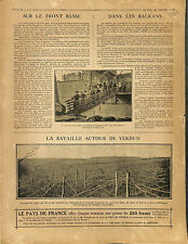 ARTICLE Kushiro-Matsui Ambassadeur Japan Japon en France Port Marseille 1916 WWI
