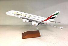 GEMINI JETS 1:400 Airbus A380-800 Emirates A6-EUE Ref: G2UAE636 in 1/200 escala