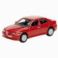 SCHUCO Alfa Romeo 156 GTA (Red) 1/87 HO Scale Diecast Model NEW!