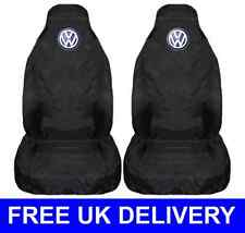 VW CAR SEAT COVERS PROTECTORS WATERPROOF - Fox Bora Sharan Campervan CC Tiguan