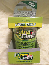 Computer Keyboard Mobile Phone CLEANING Putty/Gel Cyber Clean 140g