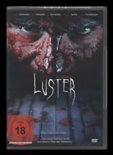 DVD LUSTER - FSK 18 HORROR (Regie: ADAM MASON) *** NEU ***