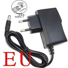 AC Converter Adapter DC 3V 1A Power Supply Charger EU plug 5.5mm x 2.1mm 1000mA