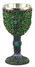 Green Man Chalice          Wicca - Pagan