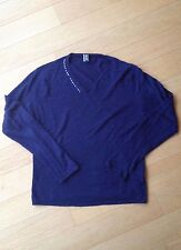 JEANS PAUL GAULTIER - JUMPERS - MENS - SIZE L EU 50  - DARK BLUE