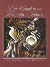 Cost Control in the Hospitality Industry by Pender B. M. Noriega and Agnes L....