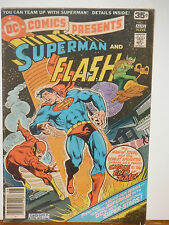 Superman And The Flash #1 Chase To The End Of Time DC Comics