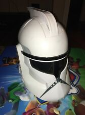 Star Wars Clone Trooper Talking Voice Changer Helmet Works