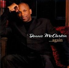 Donnie McClurkin Again by Donnie McClurkin (CD, Mar-2003, Verity)