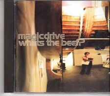 (DV708) Magic Drive, Whats The Beef? - 2002 CD