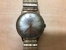 Used - Vintage Men's Manual watch TITAN Reloj - Gold Plated Plaqué dorado  Swiss