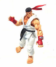 "CAPCOM Games STREET FIGHTER  RYU 6"" video game figure, ps3, wii, x box"