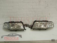 Audi A8 D2 FL Pair of Halogen Headlights with HID Conversion 4D0941004AP #1