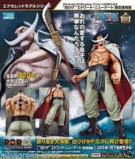 HTF Mega House ONE PIECE P.O.POP NEO-DX Figure WHITEBEARD Edward Newgate LTD Ver