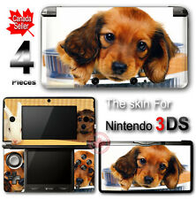 Dog Puppy Gold Cute Pet SKIN VINYL STICKER DECAL COVER #3 for Nintendo 3DS