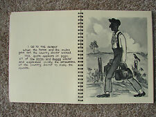 That's the Way Doc Did it by AvNell Mayfield Ills Cartoons Medical History Dr PB