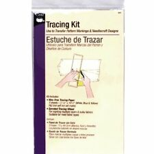 Dritz Tracing Wheel & Paper Kit 645 For Pattern Making & Needlecraft