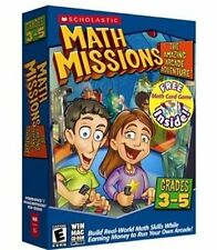 Math Missions Amazing Arcade Adventure  1000s of math challenges & word problems