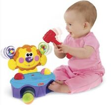 Fisher Price Bop & Rock Musical Lion  *New* *See Listing *